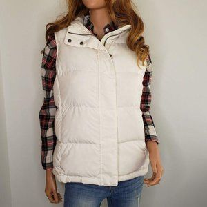 L.L. Bean Down Puffer Vest Jacket